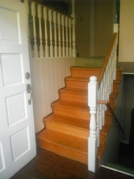 Stair Rail Renovations - Stair Railings Vancouver - Points ...