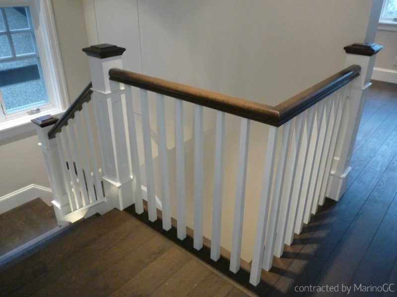 Stair Railings Stair Railings Vancouver Points West Finishing Port Coquitlamstair