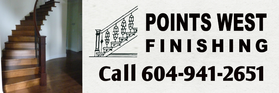 Stair Railings Vancouver – Points West Finishing Port Coquitlam